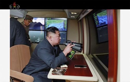 N.Korea Fires Missiles for the 4th Time in 2 Weeks