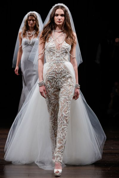 Naeem Khan, New York Bridal Fashion Week 2017