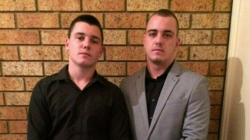 Two of Ms Travers' sons, Ray and Jacksun, have been charged over the murder of a homeless man at Maroubra Beach.