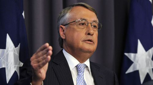 Wayne Swan has announced his support for marriage equality. (AAP)