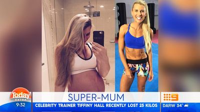 Trainer Tiffiny Hall smashes three of the biggest health myths