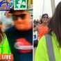 Runner who assaulted news reporter on live TV is identified as church youth minister