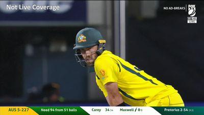 Glenn Maxwell should not be batting No.7, says Aussie great Mark Waugh