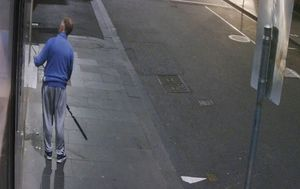 Suspect with fishing rod landed valuable necklace in Melbourne jewellery store theft