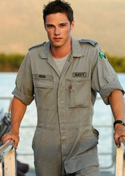 Jay Ryan as Able Seaman Billy 'Spider' Webb