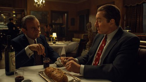 The Martin Scorsese movie 'The Irishman' cost Netflix as much as US$250 million.