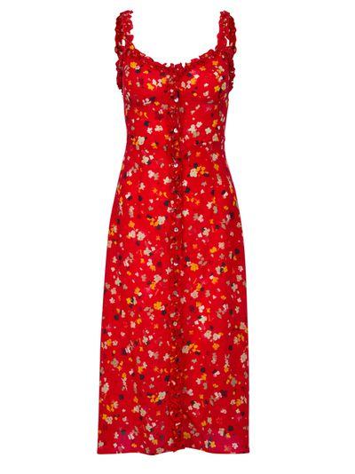 "<a href=""https://realisationpar.com/the-juliet-rouge-fleur/"" target=""_blank"" draggable=""false"">Réalisation Par the juliet rouge fleur dress</a>, $285<br>"