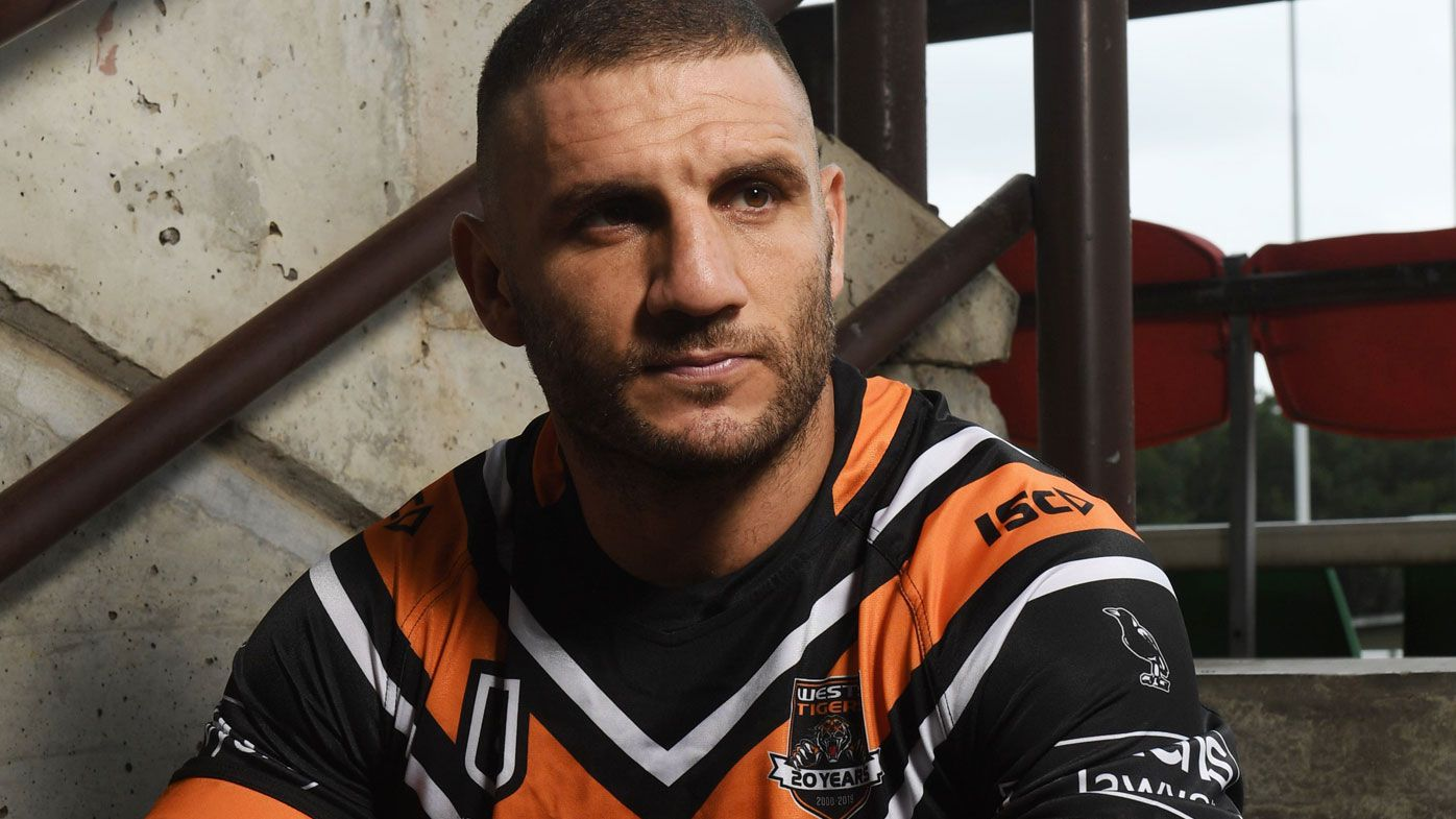 'Poor' Ryan Matterson won't be at Wests Tigers in 2020, Robbie Farah predicts