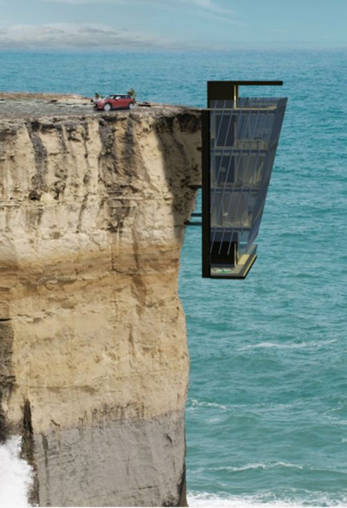Life on the edge: Would you live in Australia's Cliff House?