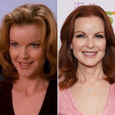 Marcia Cross as Dr Kimberly Shaw