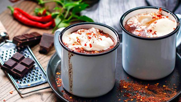 Sugar-free chilli hot chocolate_recipe