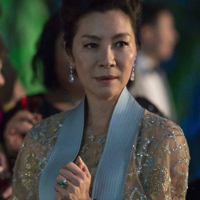 7. Crazy Rich Asians (2018)