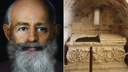 Tomb of 'real Santa Claus' may have been found