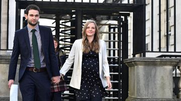 Daniel and Amy McArthur lost their appeal. (Getty)