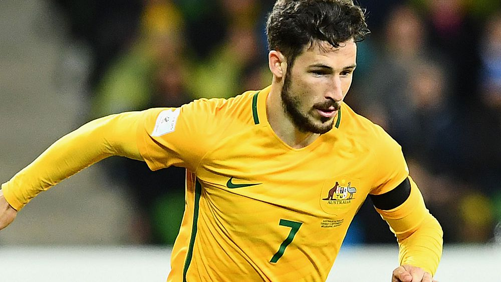 Socceroos to play 2018 World Cup qualifier matches in Sydney