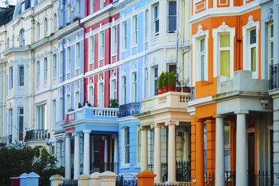 <strong>Portobello Road, Notting Hill, London</strong>