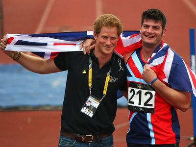 Prince Harry's Invictus Games vision comes to life, 2014