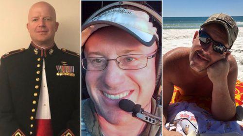 Captain Ian McBeth, First Officer Paul Clyde Hudson and Flight Engineer Rick DeMorgan Jr were killed in a plane crash.