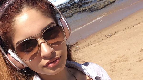 Teenager Sinead Moodliar was swept out to sea in South Africa on Boxing Day after getting up early to watch the sunrise