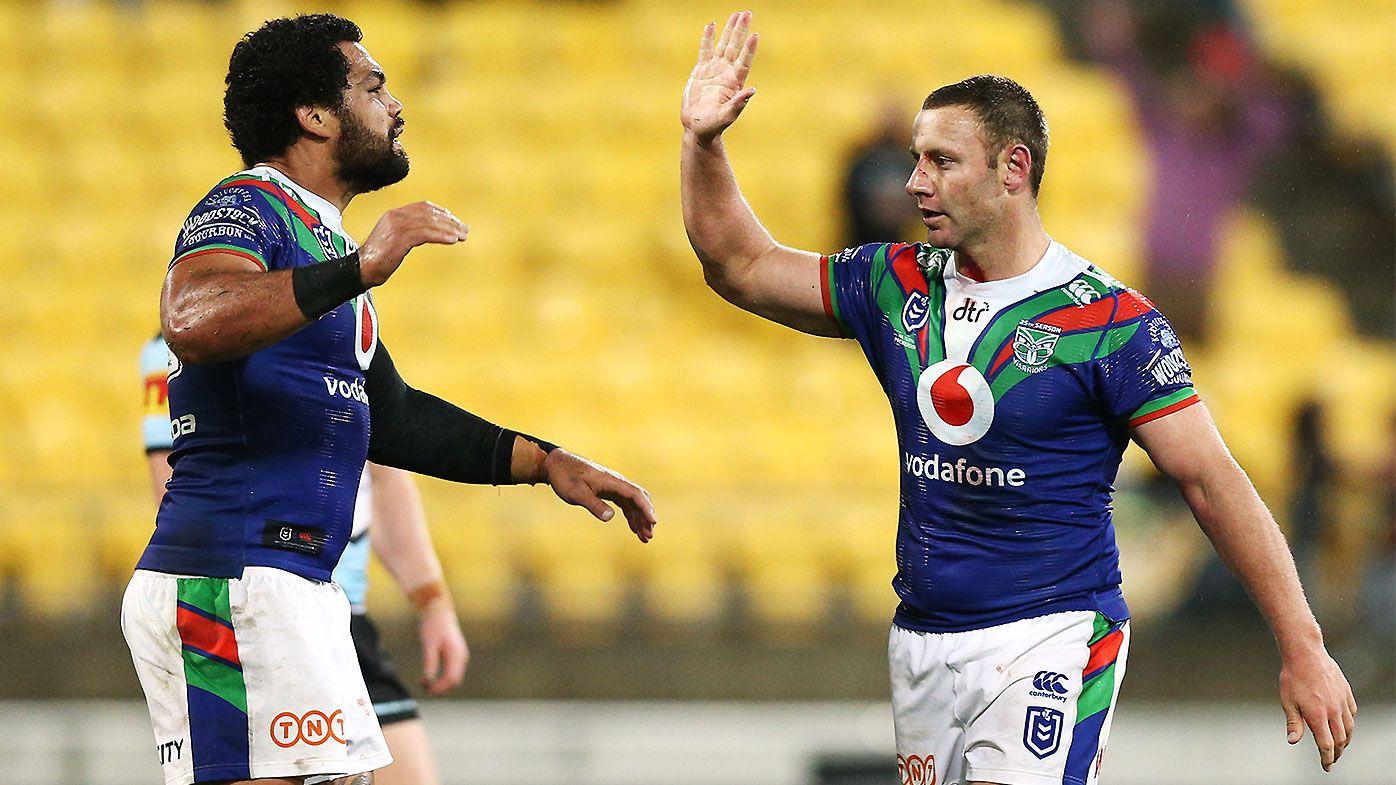 Late Blake Green field goal spoils Shaun Johnson's New Zealand homecoming