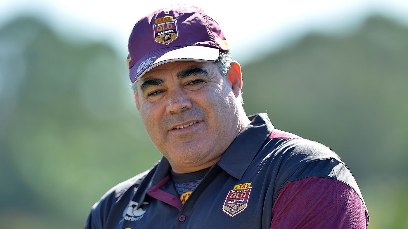 Mal Meninga to join Wayne Bennett in Queensland Maroons coaching 'A-team' – Wide World of Sports