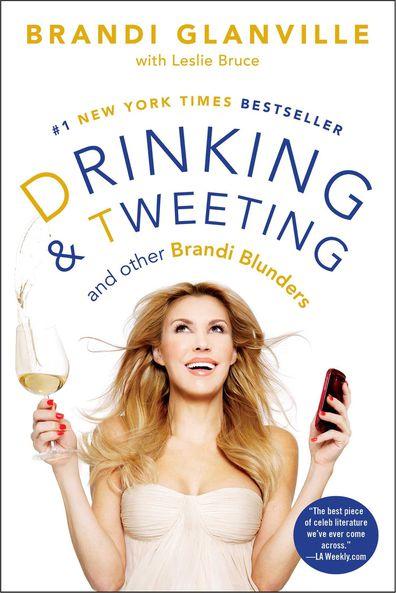 Brandi Glanville released her memoir Drinking and Tweeting: And Other Brandi Blunders in 2014.