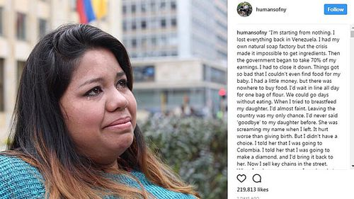 Strangers raise $170,000 after seeing photo of struggling mum