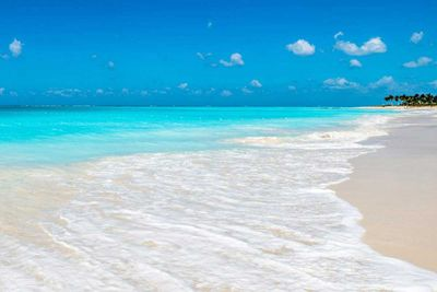 6. Grace Bay Beach in Grace Bay, Turks and Caicos