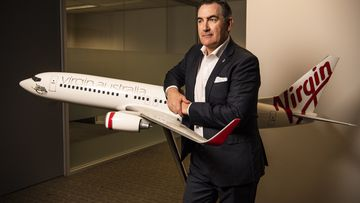 Virgin Australia's CEO resigns from airline