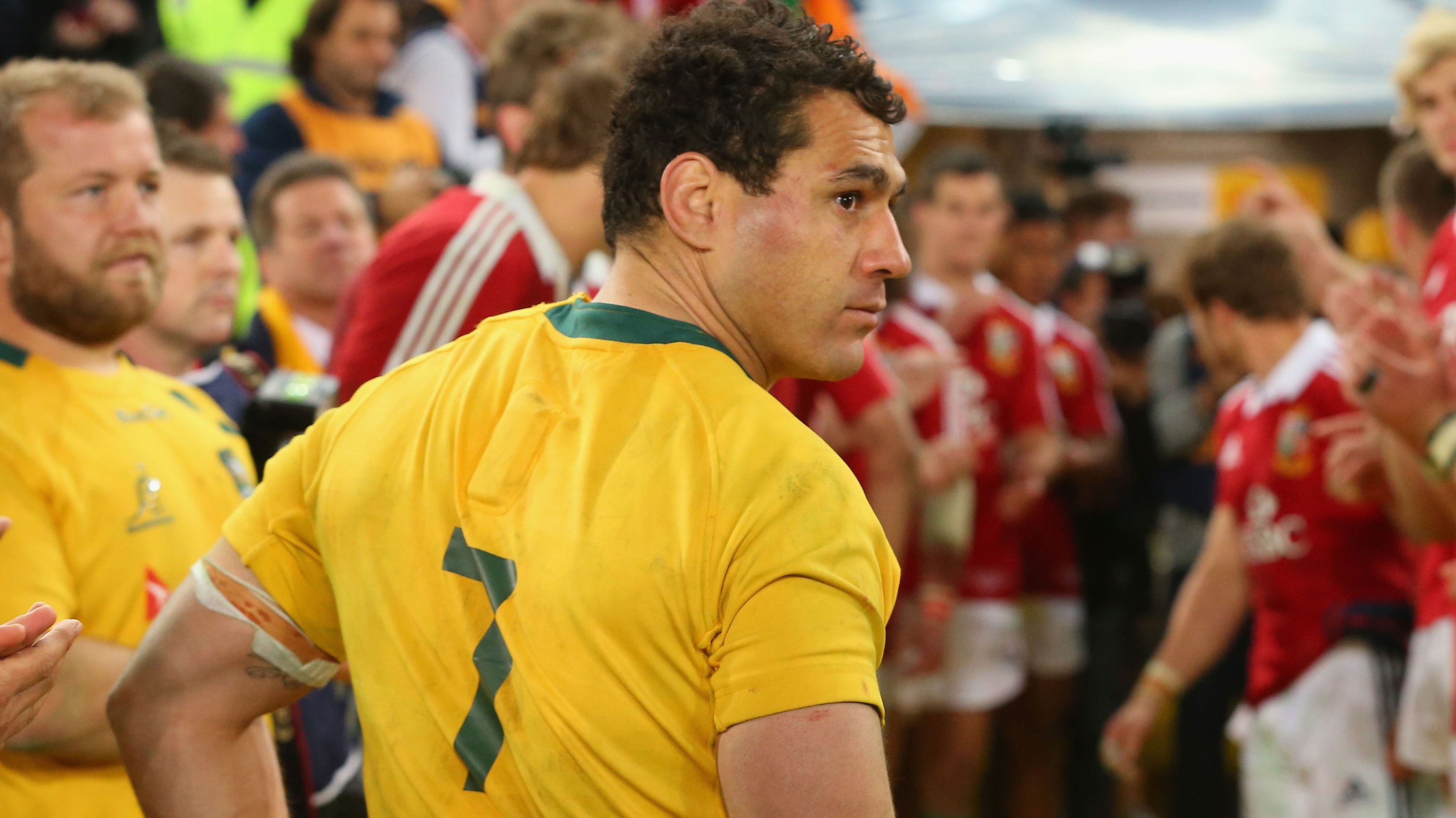 Wallabies great George Smith retires from rugby