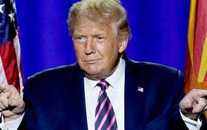 Donald Trump less trusted than Xi Jinping and Vladimir Putin, US image plummets around the world, major survey finds