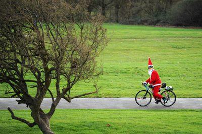 Santa cycles