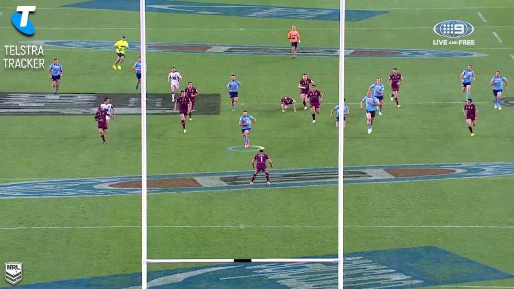 Pearce hits top speed in Origin II