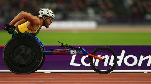 Australia Day Kurt Fearnley