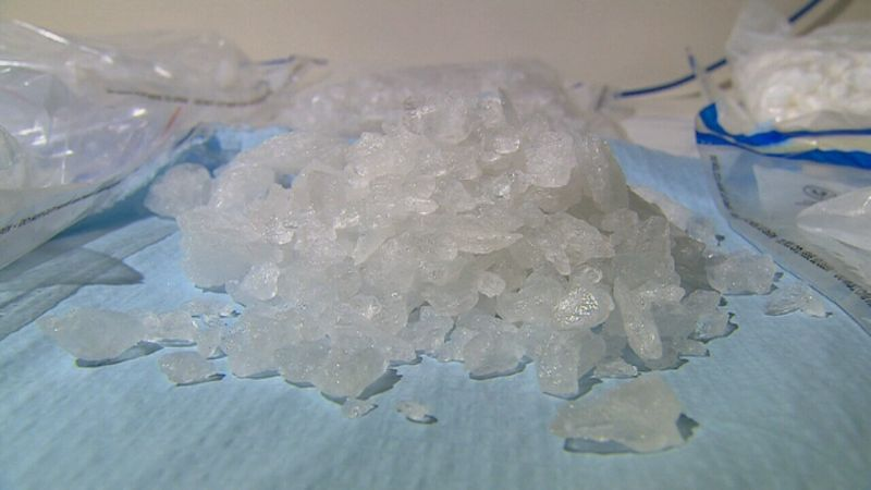 A new report by SafeWork has found 5000 people in South Australia are going to work high on 'ice'. Picture: Supplied