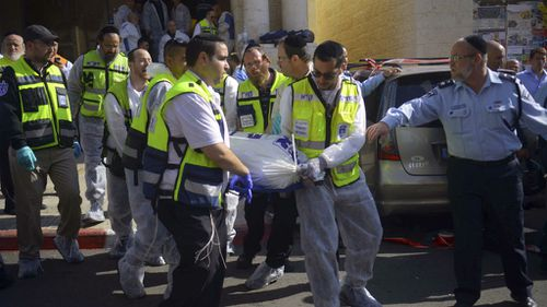 Rabbis killed in meat cleaver and gun attack were US and UK citizens