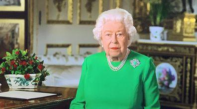 Queen Elizabeth coronavirus address
