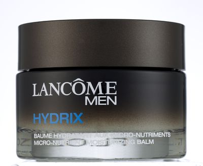 """<a href=""""http://www.lancome.com.au/skincare/by-product-category/men-care/hydrix-baume-hydratant/3605530303644.html"""" target=""""_blank"""">Lancome Men Hydrix Balm, $85.&nbsp;</a>"""