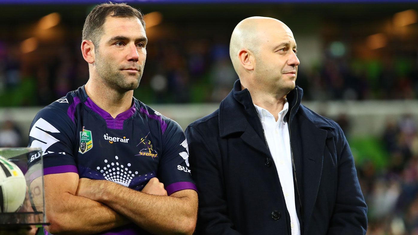 Comment: The great hypocrisy in NRL's COVID-19 response