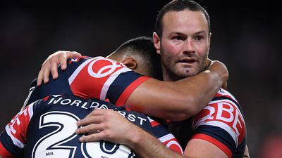 Roosters see off Rabbitohs to book spot in NRL grand final