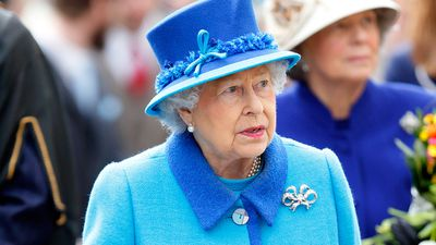 Elizabeth is an obvious nod to the Queen, but the connection goes much further. (AAP)