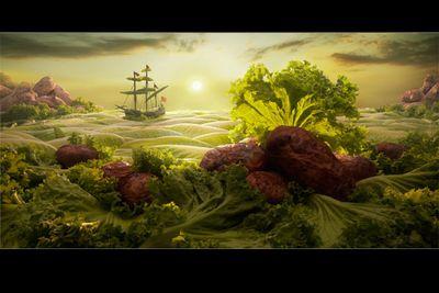 Lettuce Sea