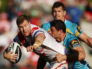 Merrin a step closer to quitting Dragons