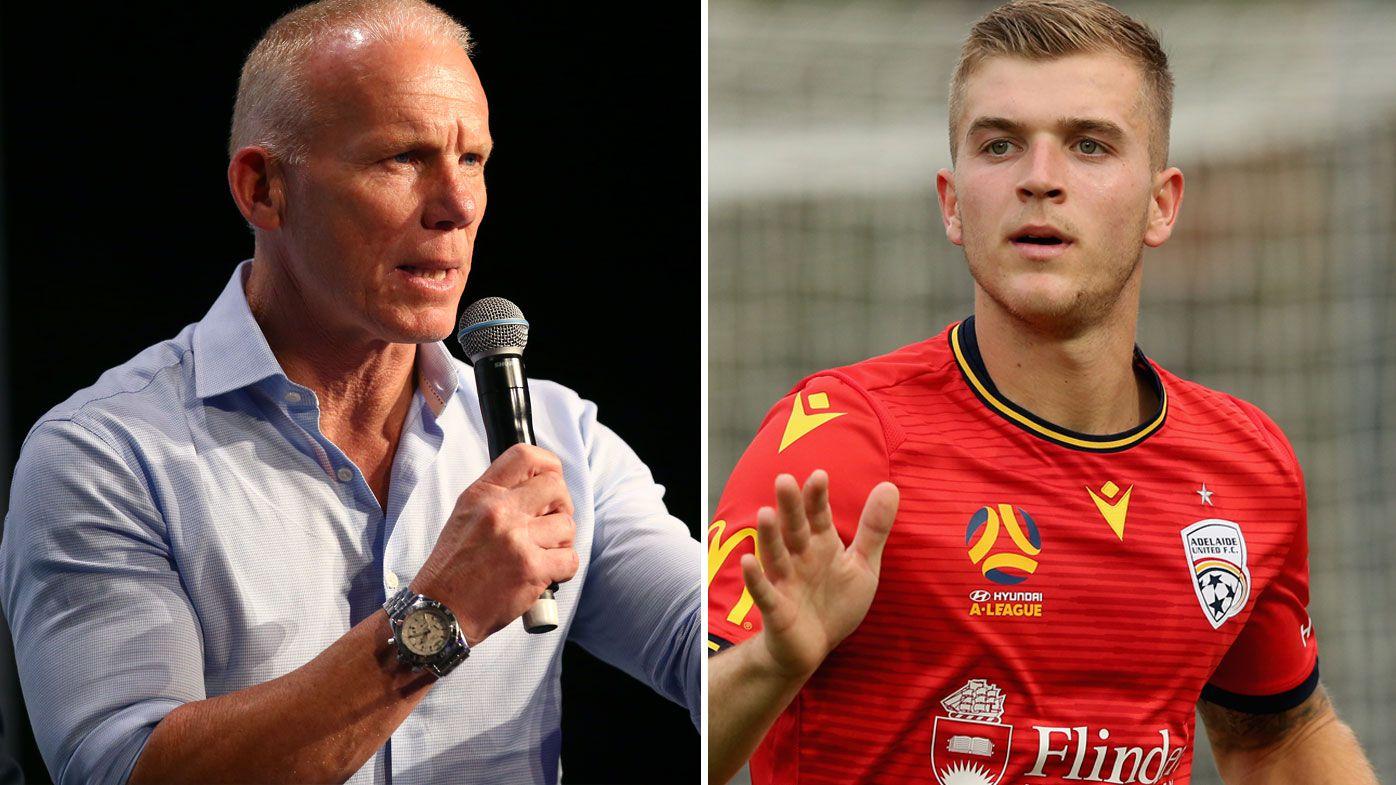 Socceroos great Robbie Slater slams FFA over Olyroos quartet ban