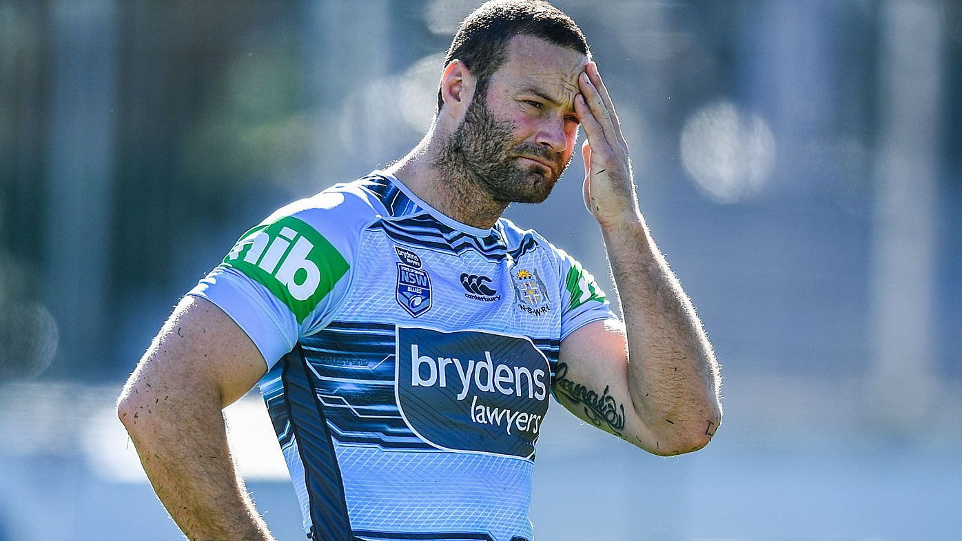State of Origin: Boyd Cordner fitness doubt growing ahead of Game 3