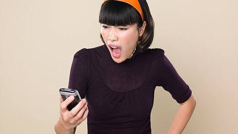 <p>Have you ever looked through your partner's phone?</p>