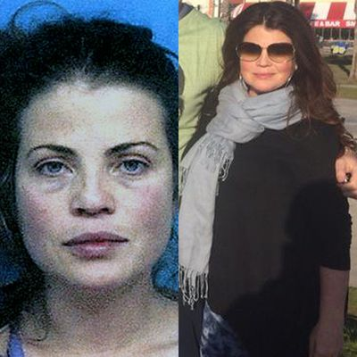 Now: Yasmine Bleeth