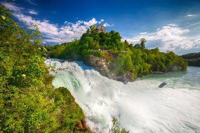 18. Rhine Falls, Switzerland