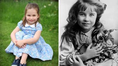 Princess Charlotte Queen Mother, Lady Elizabeth Bowes-Lyon