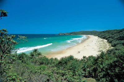 Alexandria Bay, Noosa National Park, Qld